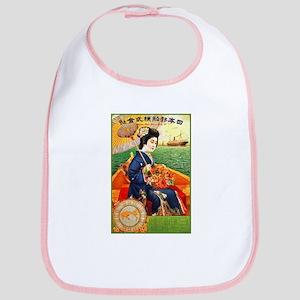Japan Travel Poster 13 Bib