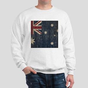 Vintage Australia Flag Sweatshirt