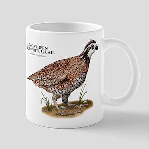 Northern Bobwhite Quail Mug