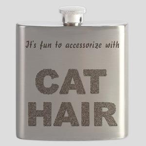 FIN-cat-hair-access... Flask
