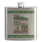 FIN-cats-house-home Flask