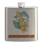 FIN-schrodingers-cat Flask