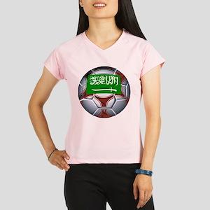 Football Saudi Arabia Performance Dry T-Shirt