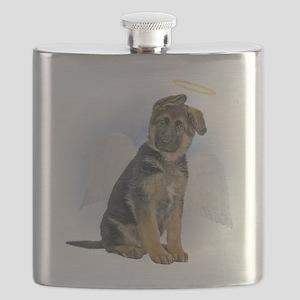 FIN-german-shepherd-angel Flask