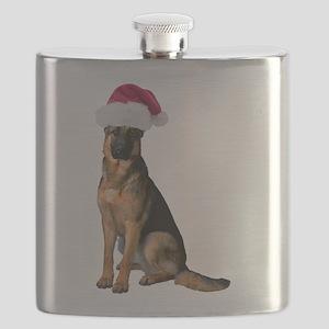 FIN-santa-german-shepherd Flask