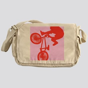 BMX Biker Messenger Bag