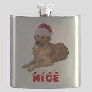 FIN-goldenretriever-lying-nice-CROP Flask