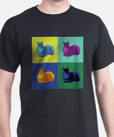 Pop Art Squirrel T-Shirt