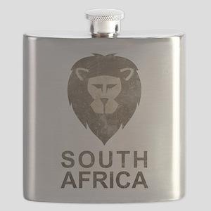 Vintage South Africa Flask
