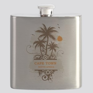 Cape Town South Africa Flask