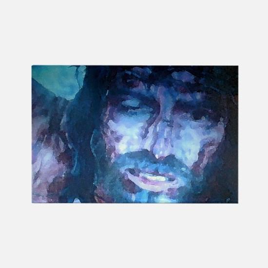 The Passion of the Christ Rectangle Magnet