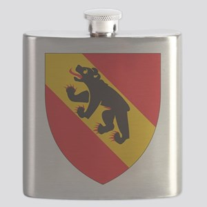 Bern Coat Of Arms Flask