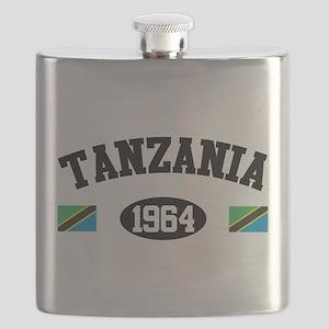 Tanzania 1964 Flask