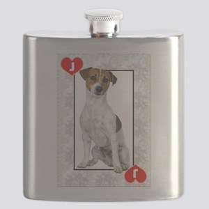 FIN-jack-of-hearts Flask