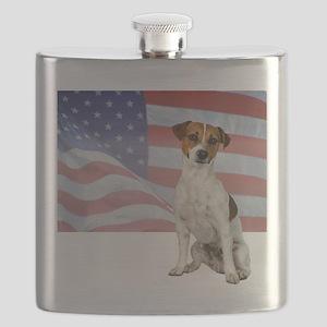 FIN-jrt-patriotic Flask