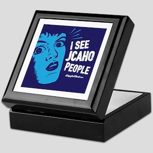 JCAHO People 02 Keepsake Box