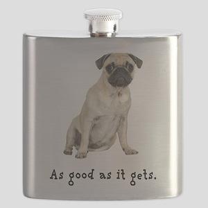 FIN-fawn-pug-good Flask
