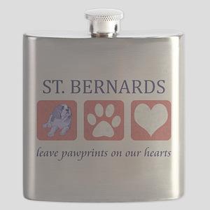 FIN-st-bernards Flask