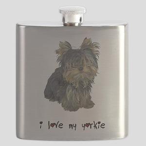 FIN-yorkie-love Flask