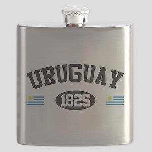 Uruguay 1825 Flask