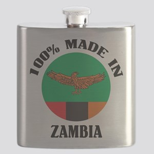 Made In Zambia Flask