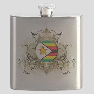 Stylish Zimbabwe Flask