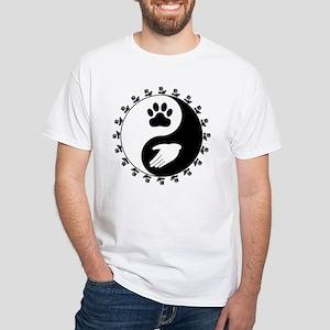 Universal Animal Rights White T-Shirt