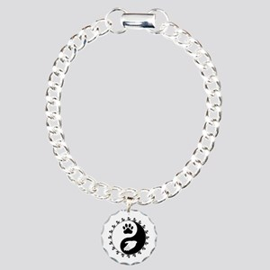 Universal Animal Rights Charm Bracelet, One Charm