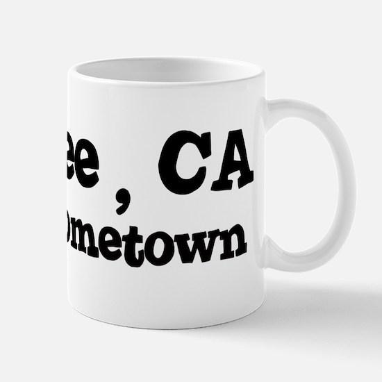 Truckee - hometown Mug