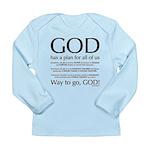 Skeptics17 Long Sleeve Infant T-Shirt