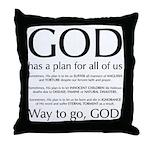 Skeptics17 Throw Pillow