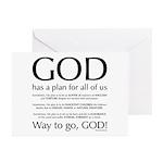 Skeptics17 Greeting Cards (Pk of 20)
