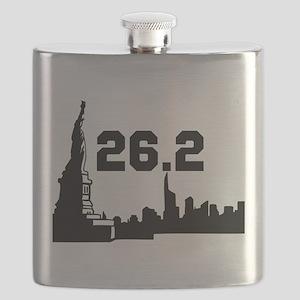 Marathon 26.2 Flask