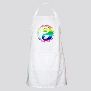 Supporter of Animal Rights Apron