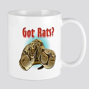 Snake Python2 Got Rats Mug
