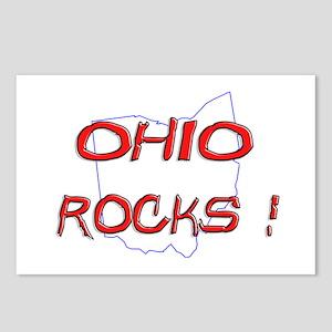 Ohio Rocks ! Postcards (Package of 8)
