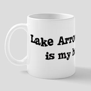 Lake Arrowhead - hometown Mug
