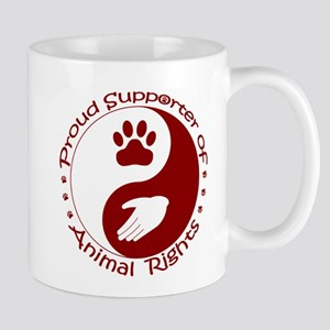 Supporter of Animal Rights Mug