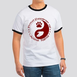 Supporter of Animal Rights Ringer T