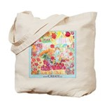 Great Two-Sided Impressionist GroceryTote Bag