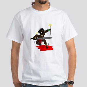 Mr. Zism, Voodoo villain White T-Shirt