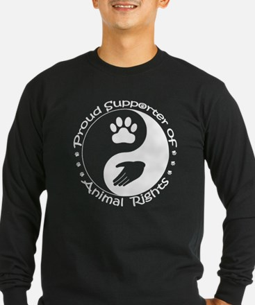 Supporter of Animal Rights T