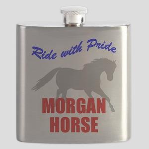 rwp-morgan-horse Flask