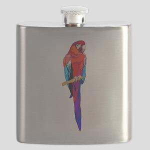 FIN-scarlet-macaw2 Flask