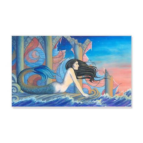 Alantis Rising 20x12 Wall Decal