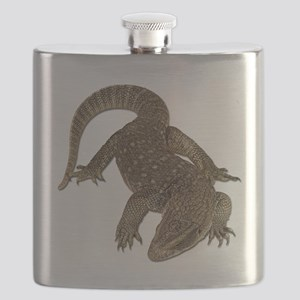 FIN-komodo-dragon Flask