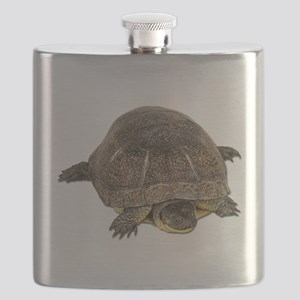 FIN-blandings-turtle Flask