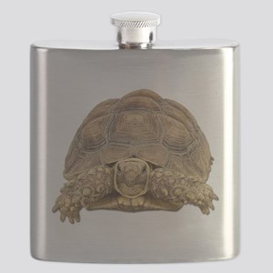 Tortoise Photo Flask