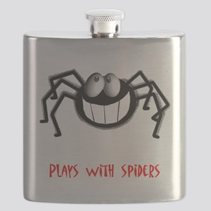 plays-with-spiders-2 Flask