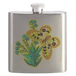 butterfly-3 Flask
